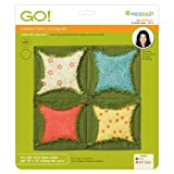 AccuQuilt GO! Rag Circle-6 1/2'' by Heather Banks