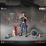 Nicky's Gift Hot Figure Toys 1 6 Worldbox Mortal Kombat Kung Lao