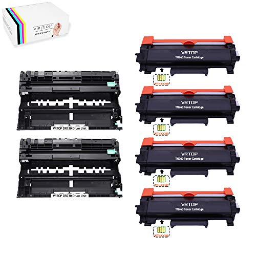 VRTOP Compatible Toner Cartridge & Drum Unit Replacement for sale  Delivered anywhere in Canada