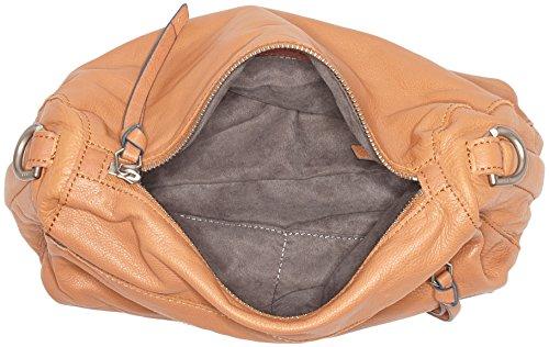 bolsos hombro Marrón y Cognac Shoppers de Santaclara Mujer Sporty Liebeskind Berlin q1xwXTPx