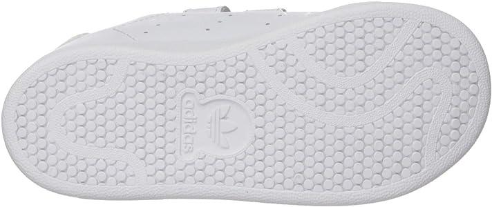 adidas Originals Baby Stan Smith CF I Running Shoe, White/Green, 10 M US Infant: Amazon.es: Zapatos y complementos