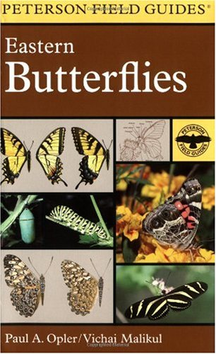 A Field Guide to Eastern Butterflies (Peterson Field Guide)