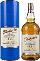 Glenfarclas 12 Year Old Highland Single Malt Whisky 43%