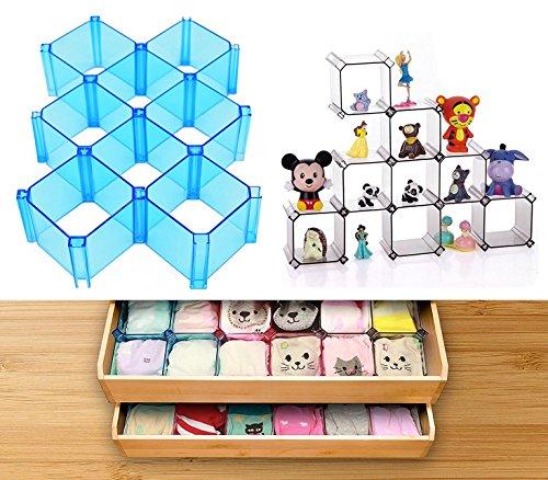 Honeycomb Organizer Household Partition Transparent