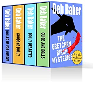 book cover of Gretchen Birch Boxed Set