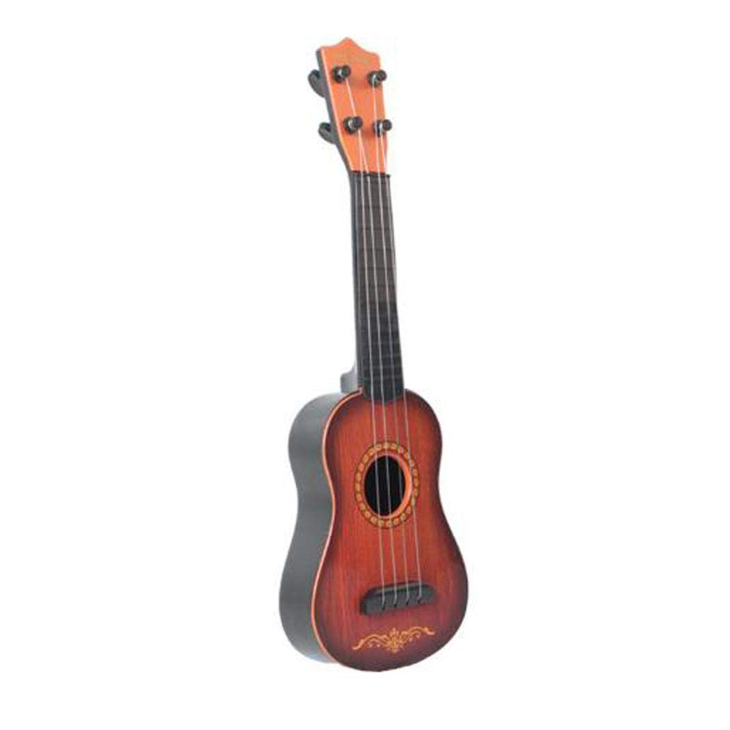 Etuoji Baby Musical Instrument Toy Children Funny Ukulele Guitar Educational Toys Guitars & Strings by Etuoji