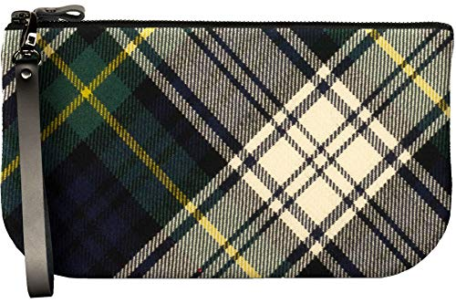 Fit Bag Small Enough Gordon Leather Clutch Mini iPad Tartan with to Large w66BfCqz