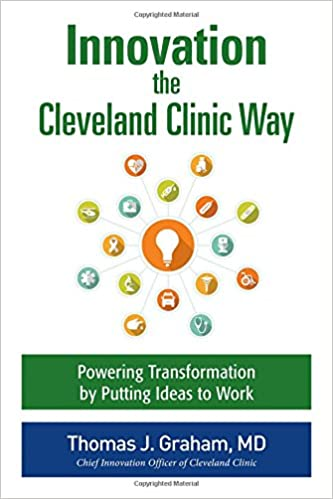 Amazon Innovation The Cleveland Clinic Way Transforming