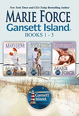 book cover of McCarthys of Gansett Island Boxed Set Books 1-3