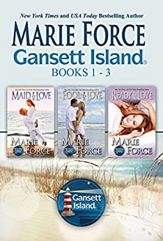 McCarthys of Gansett Island Boxed Set Books 1-3 by [Force, Marie]