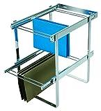 Rev-A-Shelf Two-Tier File Drawer Organizers, Chrome
