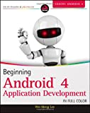Beginning Android 4 Application Development, Wei-Meng Lee, 1118199545