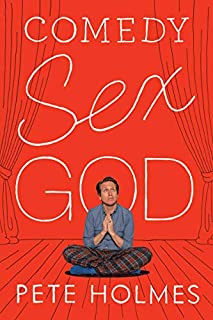 Book Cover: Comedy Sex God