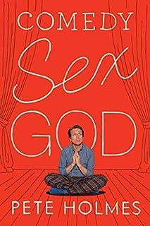 Book Cover: Comedy Sex God