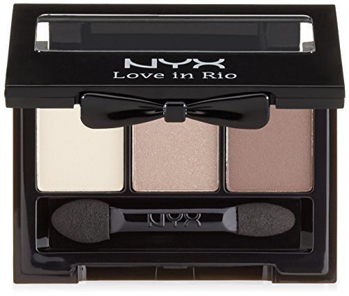 NYX Professional Makeup Love in Rio Eyeshadow Palette, Baref