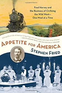 Book cover: Appetite for America