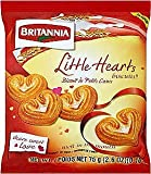 Heart biscuits 2.64oz