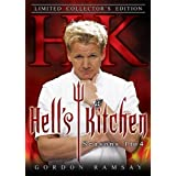 Hell's Kitchen: Seasons 1-4 Special Collector's Tin by Millennium Media