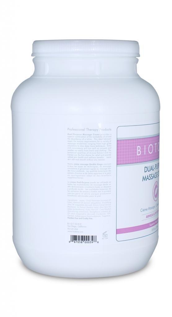 BIOTONE Dual-Purpose Massage Creme - 1 Gallon by Biotone (Image #3)