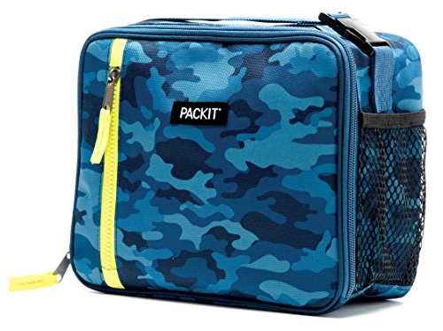 PackIt Freezable Classic Lunch Blue product image