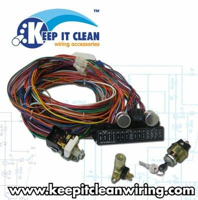 Keep It Clean Wiring Harness - Wiring Diagrams Owner Keep It Clean Wiring Fuse Harness Diagram on