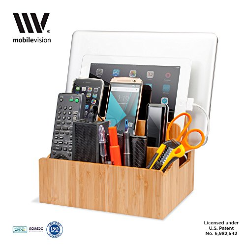 MobileVision Organizer Extension Compartments Smartphones