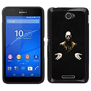 Design for Girls Plastic Cover Case FOR Sony Xperia E4 xxxx OBBA
