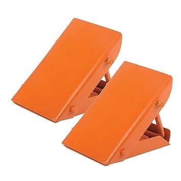 Silverline 525748 - Calzos de Acero para Ruedas (2 clazos): Amazon.es: Coche y moto