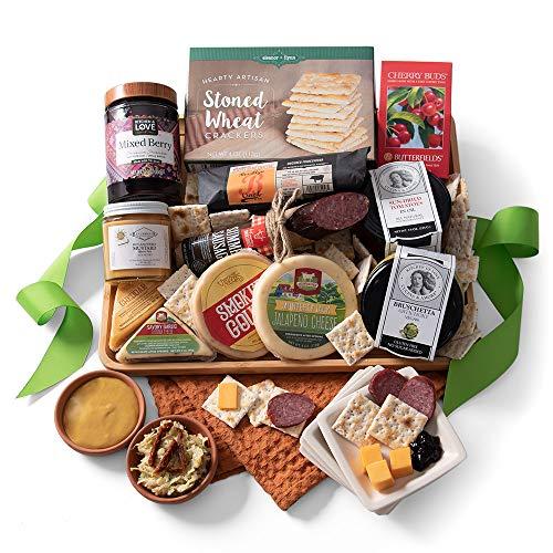 Artisan Meat & Cheese Platter