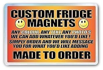 Personalised fridge magnet custom fridge magnet fridge magnet personalised fridge magnet custom fridge magnet fridge magnet design your own fridge magnet reheart Gallery