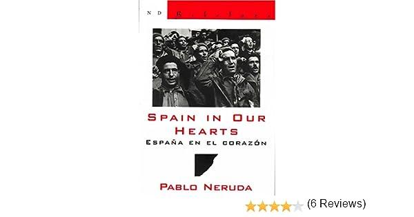 Spain in Our Hearts: Espana en el corazon (New Directions Bibelot ...