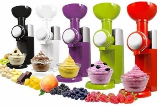 Fruits surgelés Machine Sorbetière Full Automatique Mini Machine à Yaourt