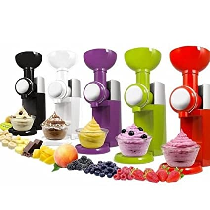Máquina para helado yogurtera Heladera yogur natural fruta Postre