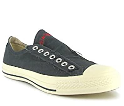 712dd3c0d4a4 Converse x John Varvatos Chuck Taylor All Star Midnight Navy Slip On Ox  1S319 Men s or