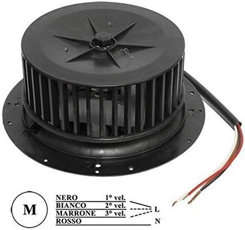 1 motor para campana extractora 100 W 3 velocidades universal: Amazon.es: Grandes electrodomésticos