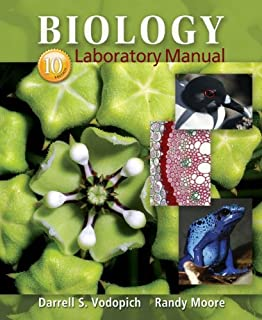 biology laboratory manual 9th edition spiral bound by vodopich rh amazon com Microbiology Lab Manual Duke Lab Manual