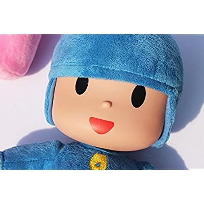 Pocoyo Plush Anime 10