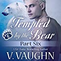 Tempted by the Bear - Part 6: BBW Shifter Werebear Romance Audiobook by V. Vaughn Narrated by Ramona Master