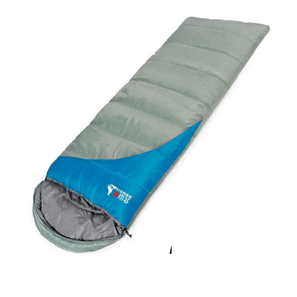 Erwachsene im Freien Schlafsack/Herbst und Winter dicke warme Schlafsack/Umschlag Camping/Bergsteigen/Camping Schlafsack