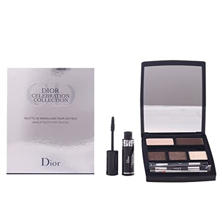 Dior Celebration collection – Makeup palette for the Eyes eyeshadows, eyeliner, serum primer Mascara