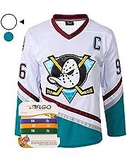 AFLGO Conway #96 Mighty Ducks - Pulseras de hockey sobre hielo