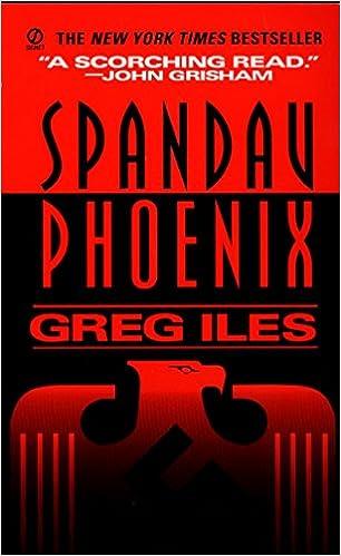 spandau phoenix a novel world war two series book 2