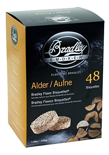 ttes 48 pack (Bradley Smoker Alder Bisquettes)