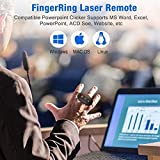 Wireless Presenter Clicker, RF 2.4GHz Presenter