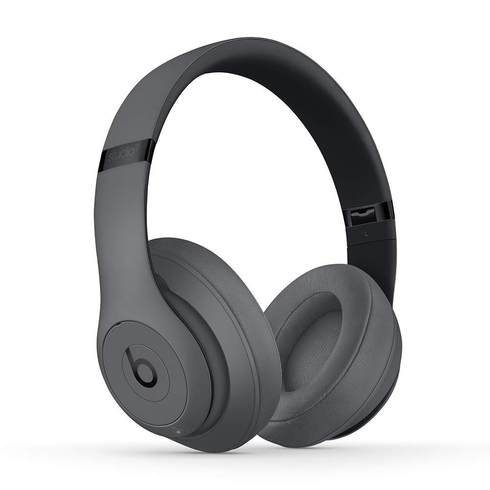 Beats Studio3 Wireless Noise Cancelling Over-Ear Headphones - Gray