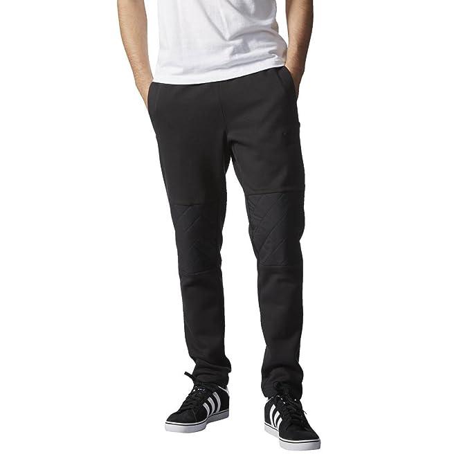 adidas Pantalón de Chándal Qlt Swp Bball Negro XL: Amazon.es: Ropa ...