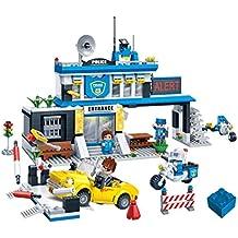 BanBao Police Station Building Kit (938 Piece)