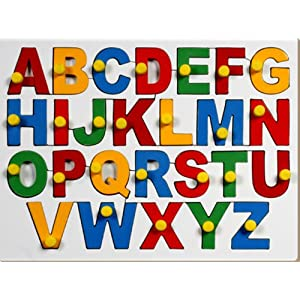 Little Genius English Alphabets –...