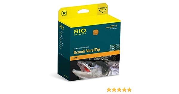 Rio Scandi Short VersiTip Head /& Leaders