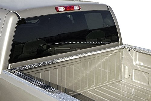 (QMI BH1425DP Aluminum Diamond Plate Finish Installs With Double Sided Tape)